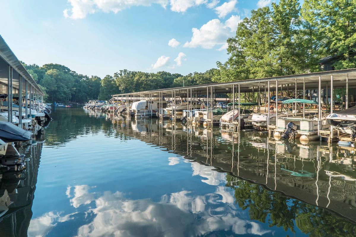 Annual Boat Slips